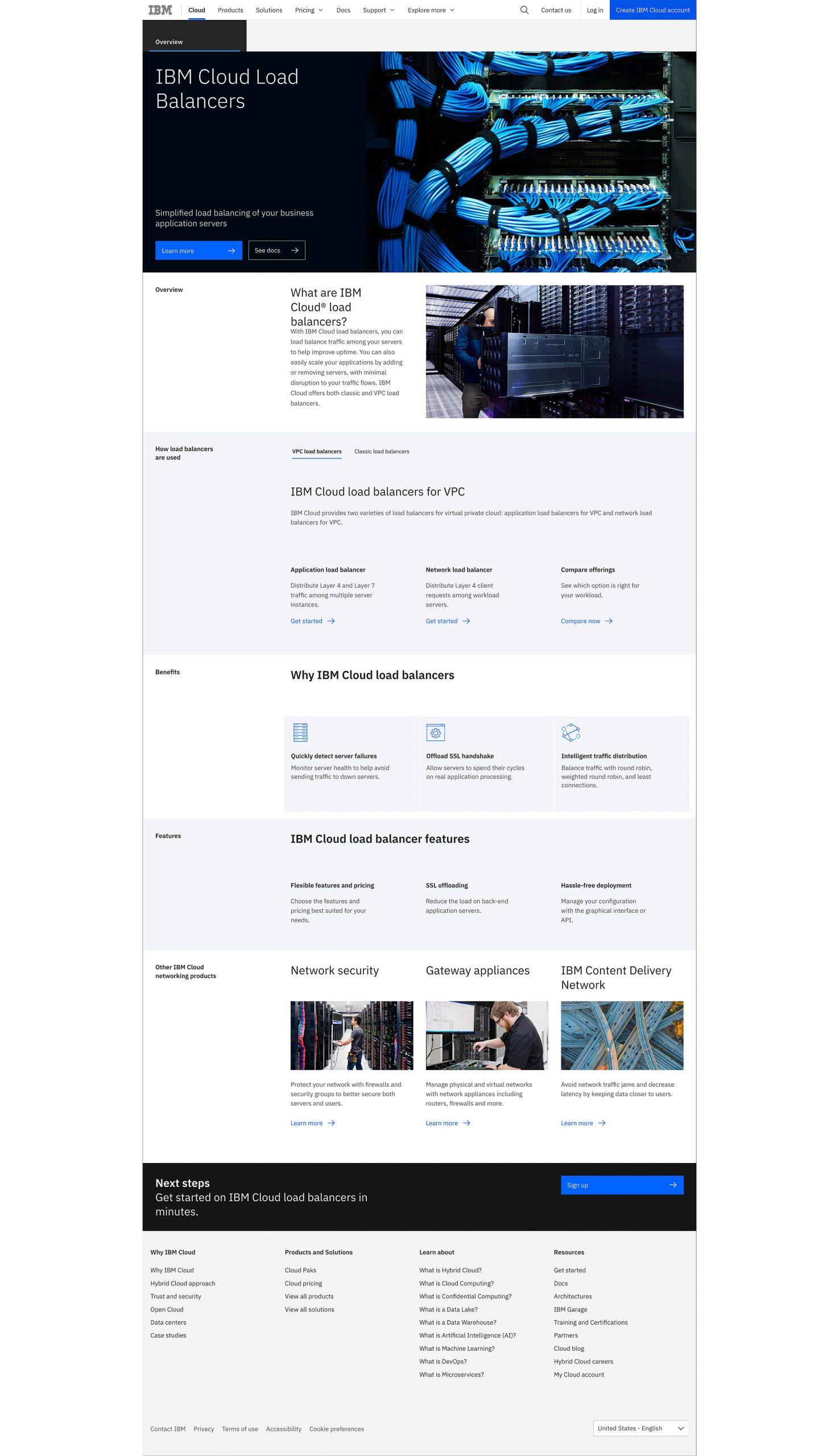IBM Cloud Load Balancers copy 2